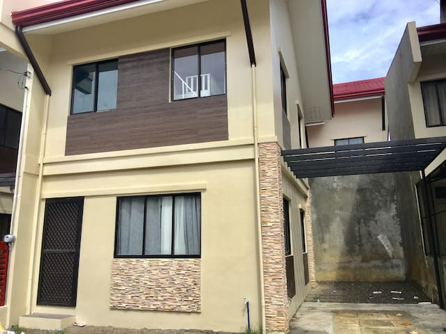 Brand new and spacious 3 bedroom, 2 baths house