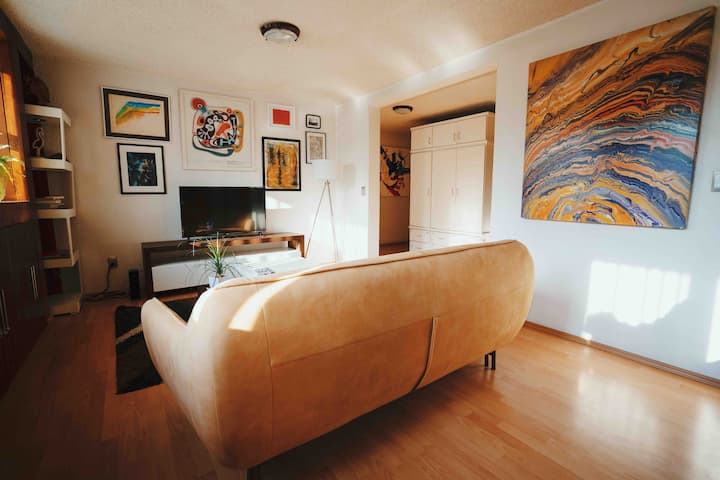 Safe and beautiful apartment in CDMX