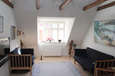 Værelse i lækker lejlighed lige i centrum - Silkeborg - Квартира