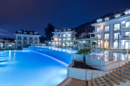 Luxurious 2 Bedroom Apart in the heart of Ölüdeniz