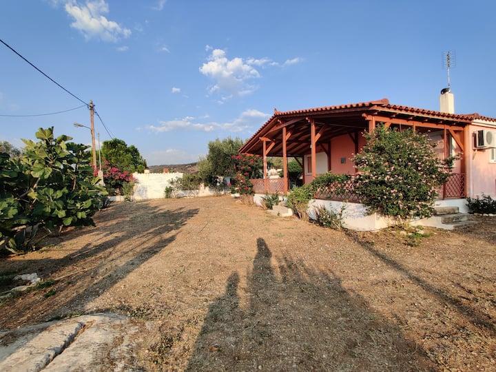 Kineta Private Full House with Garden