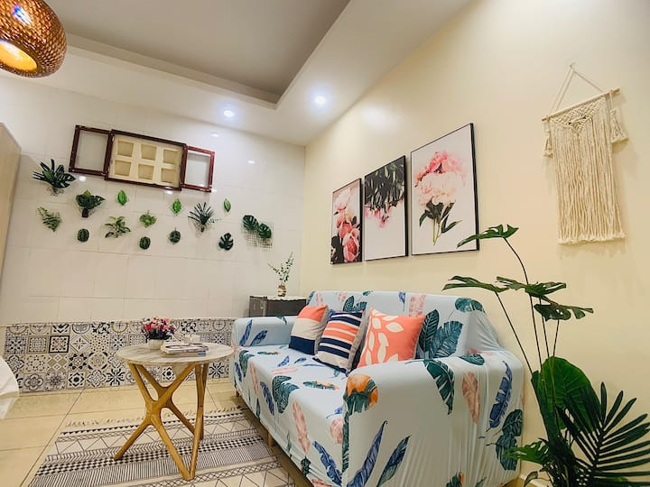 Newly Built Studio, Lovely and Cozy stay in Hanoi.