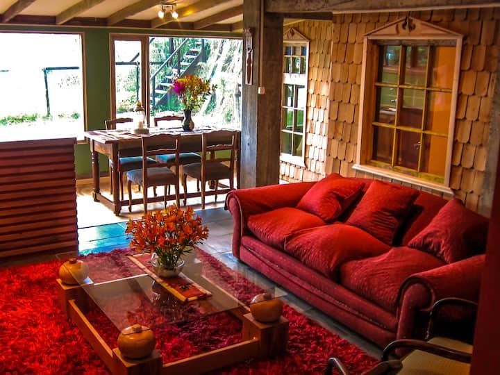 Nercon Loft Apart - Castro, Chiloé