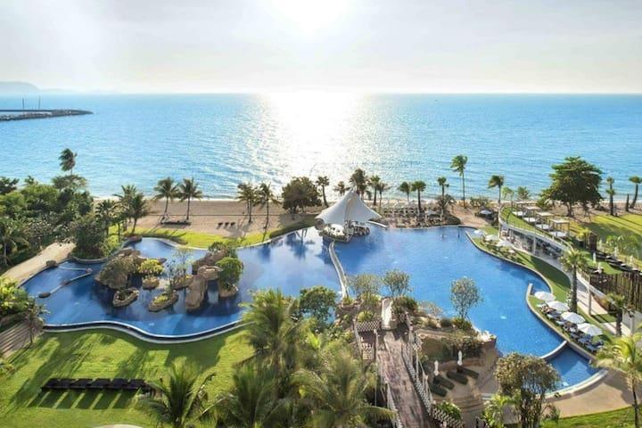 Mövenpick Residence/1BR/Beach Access/Luxury Stay