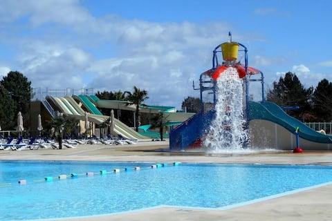 Landes détente océan piscine VV3* MH3CH à la carte