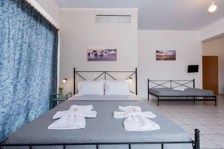 Avenue Hotel Falasarna | Room 6
