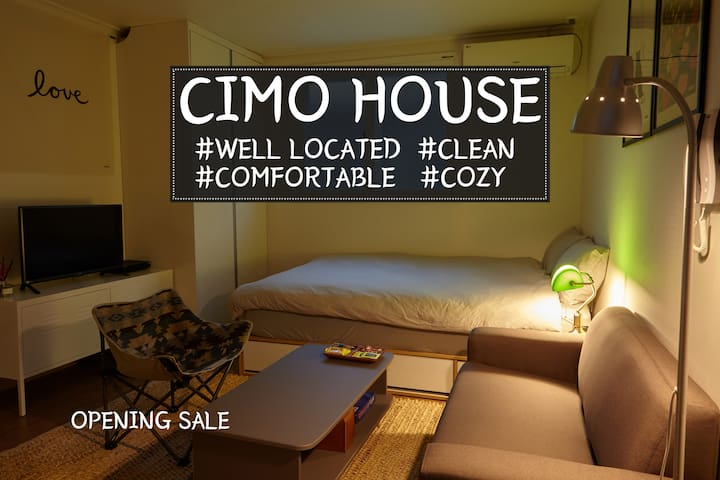[Cimo house]  2 mins from konkuk univ. Station