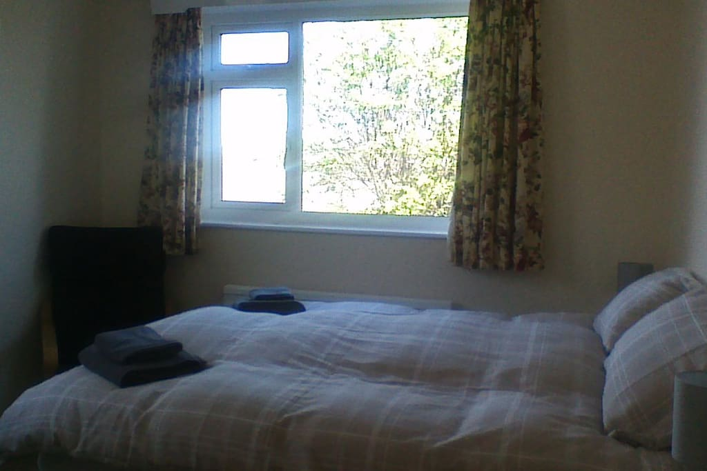 1st Upstairs Bedroom with en-suite