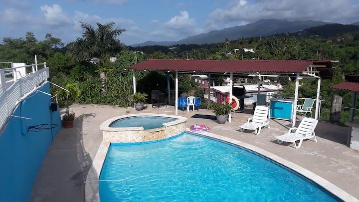Vista al Yunque