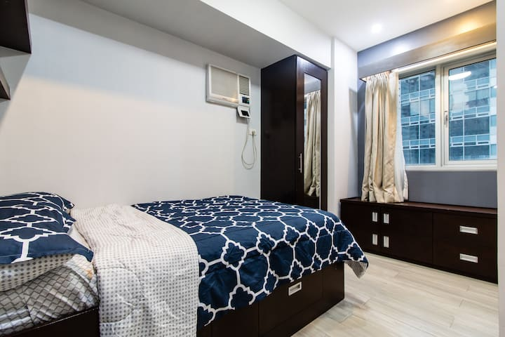 2nd Bedroom with a Twin Size Bed.