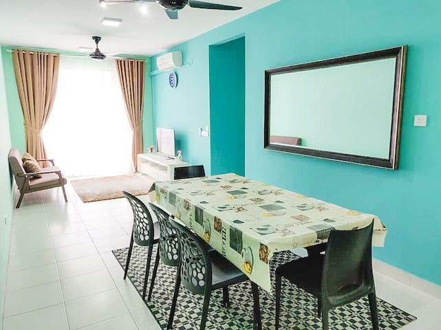 D'Cassia Setia Ecohill wonderful apartment