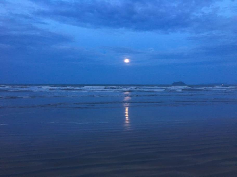 Praia Rasa I - Noite