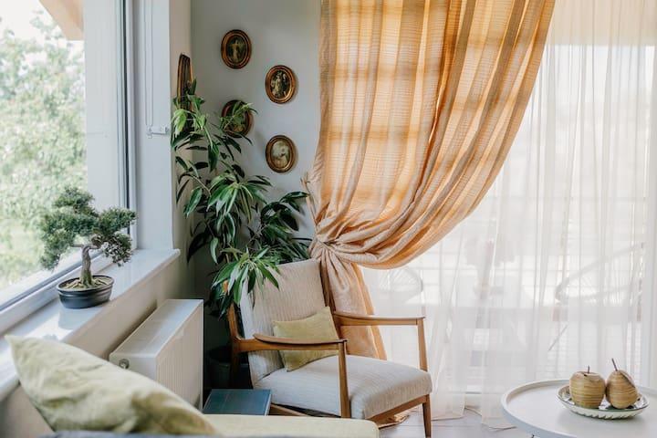 Loft apartments MELIA