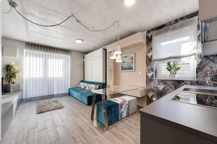 Fine Studio Apartment Ljubljana Vodice 4*