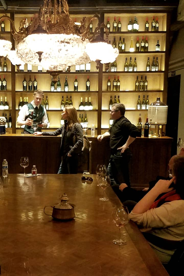 Private tastings at Buena Vista