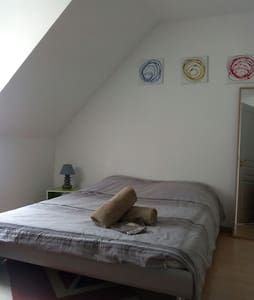 Room at Colmar's doors - Herrlisheim-prés-Colmar - 独立屋