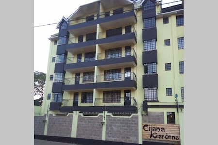 Cosy 2bedroom furnished westlands Apartments - Nairobi