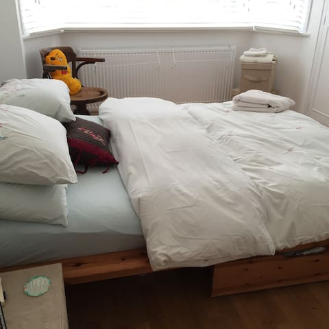 I Live Wimbledon Area and it is close to everywhere and everything. - Londres - Bed & Breakfast