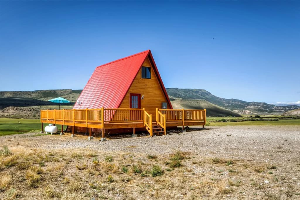 Lovely 1br A Frame Antimony Cabin Cabins For Rent In