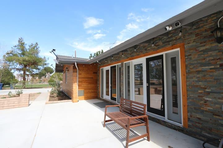 Desert Paradise Ranch Style Home