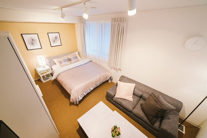 [101/102]New apartment 1 room Shinjuku 4min
