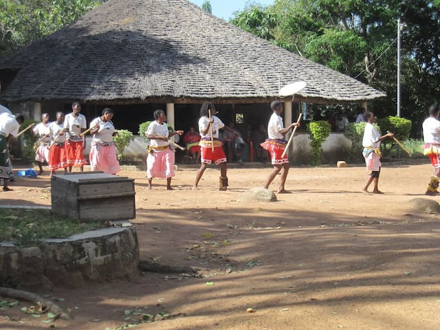 Authentic African Village Life - Mwanza - Bed & Breakfast