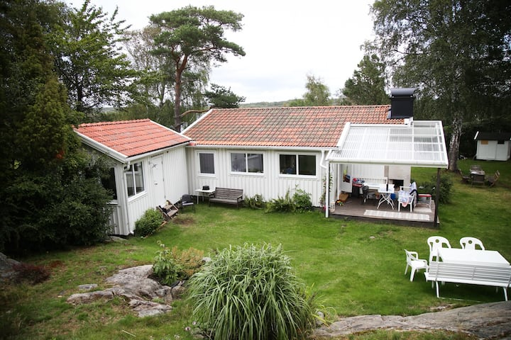 Newly renovated cottage close to the sea