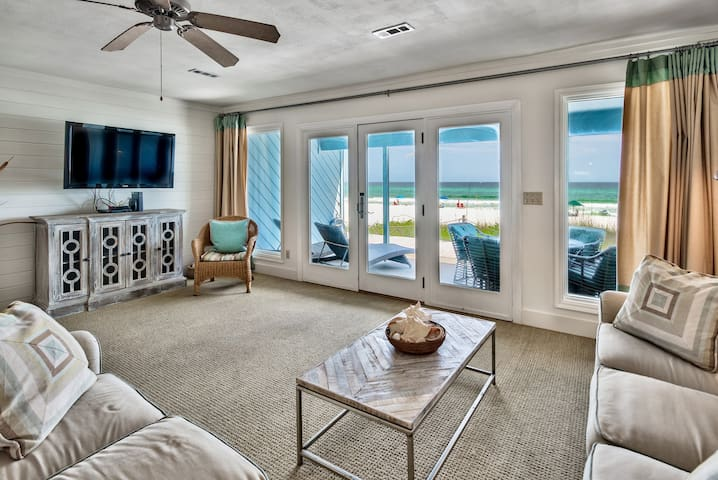 ☀2BR SeaRenity at Inlet☀Nov 25 to 27 $714 Total! BeachFRONT-GulfFront Balcony