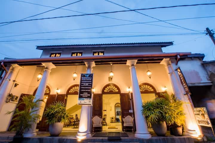 Muhsin Villa - Twin Rooms