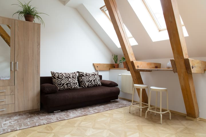 Best Location Loft in Centre Apt 6 - Bratislava - Apartamento
