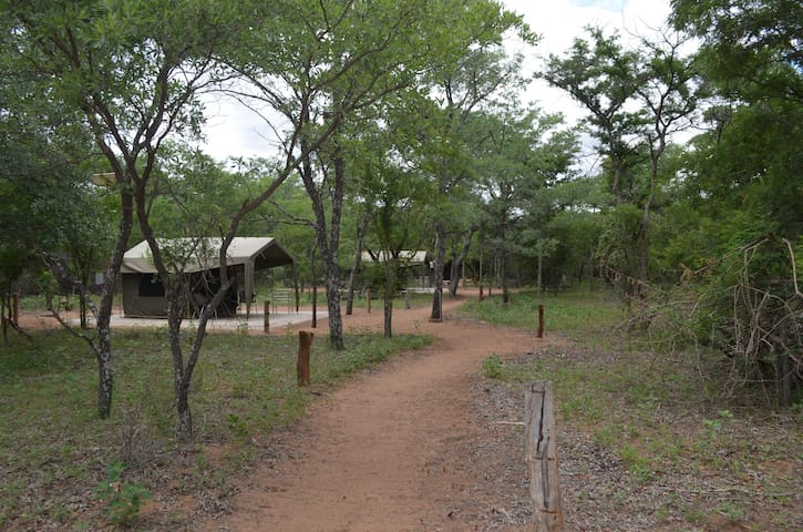 Klipsand Tent Camp