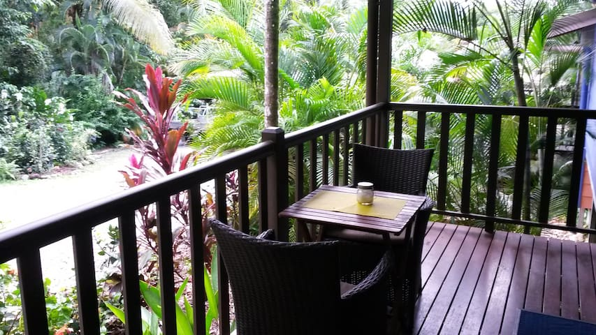 The Daintree Village Hideaway- The Haven.