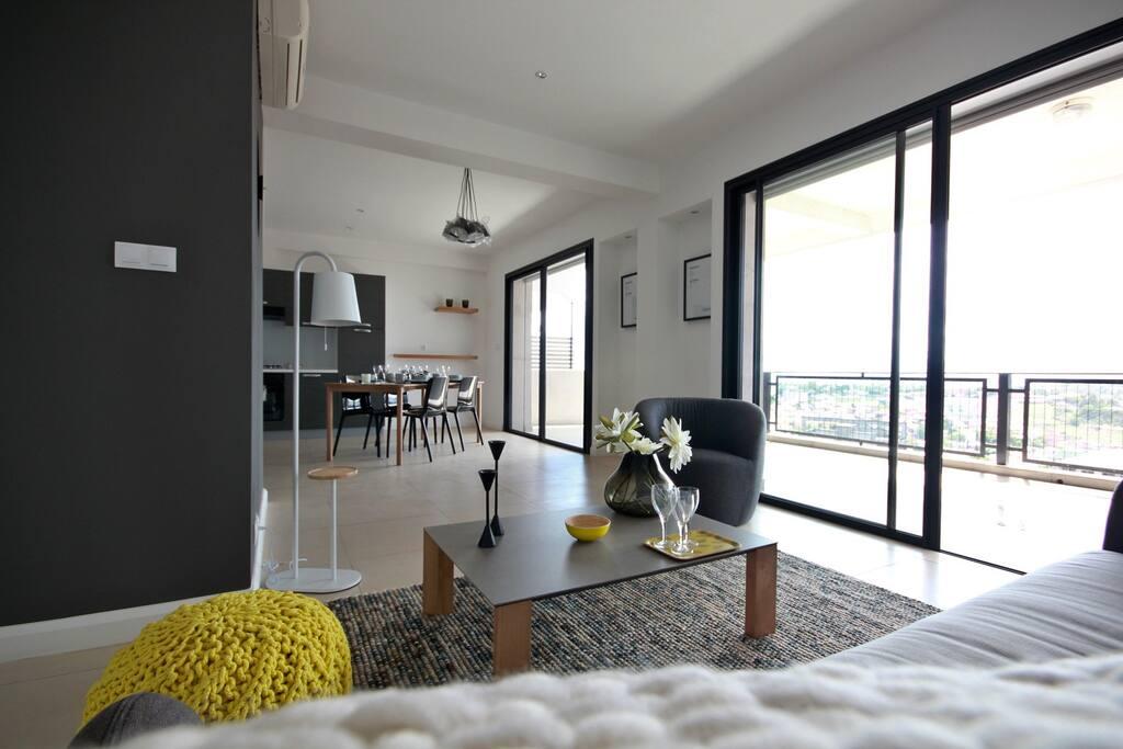 Residence atlantis wohnungen zur miete in tananarive - Appartement de standing burgos design ...