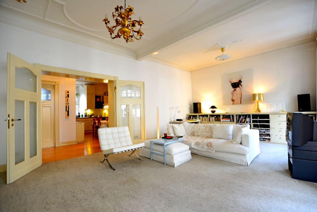 35 square meter livingroom