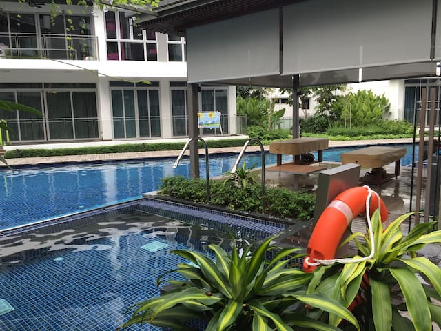 Lake Side Living 1+1 - Singapur