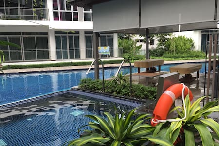 Lake Side Living 1+1 - Singapura