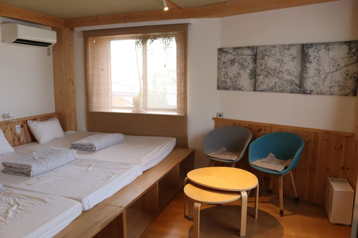 Ui GUEST HOUSE - Wa ROOM