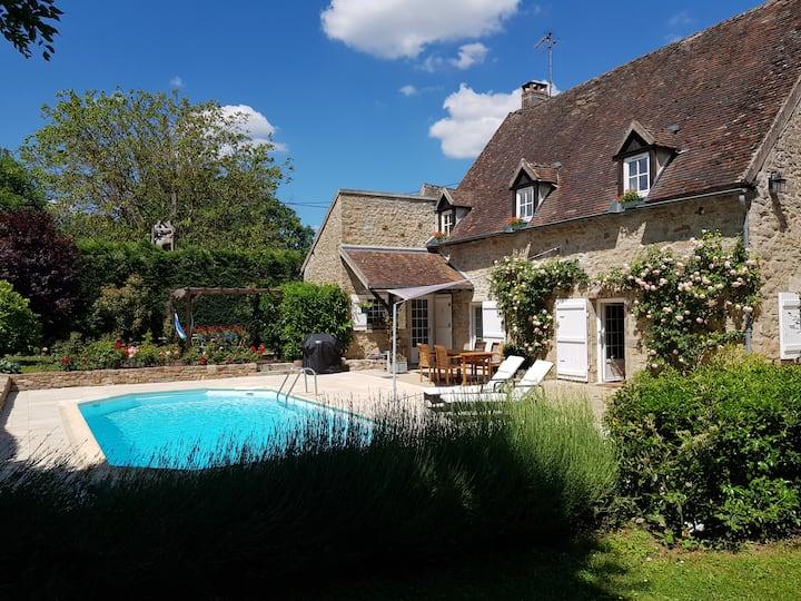 Authenticité et charme en Bourgogne