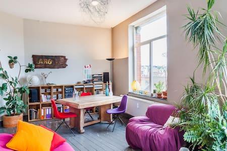 Appartement centre de BXL - Apartment