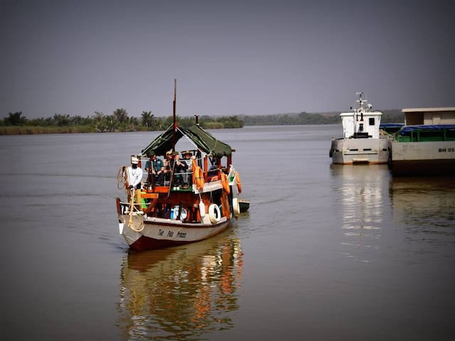 FAIR PLAY GAMBIA BOAT STAY AND RIVER ADVENTURES