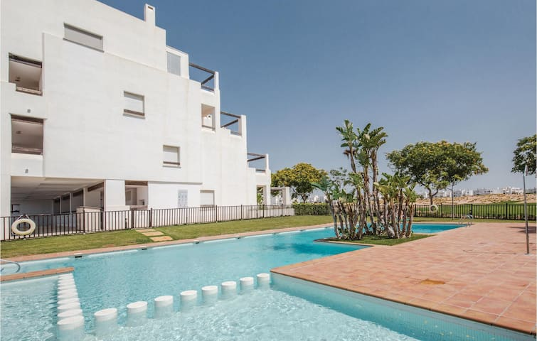 Holiday apartment with 2 bedrooms on 52m² in Roldán