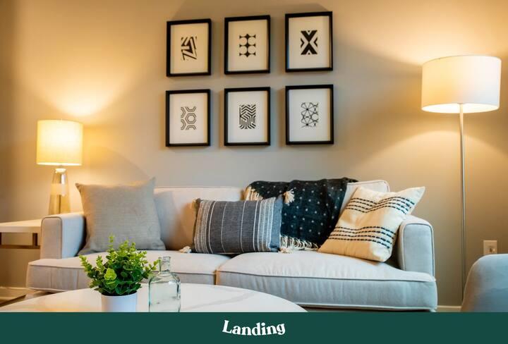 Landing | Modern Apartment with Amazing Amenities (ID1542)