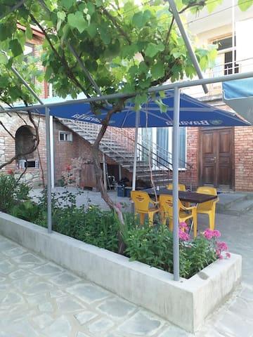 4Tsminda Giorgi Apartament (4 местный с ванной)