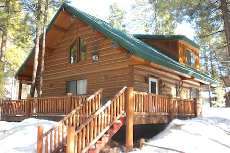 Luxurious cabin in the woods - Navajo County - Cabaña