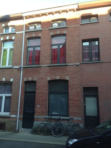 Cosy townhouse - walking dist. downtown - Mechelen - Casa