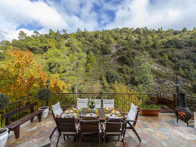 Troodos Riverside Cottage - Home Away From Home