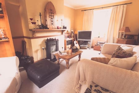 Double room 1 of 2 in shared house. - Harrogate