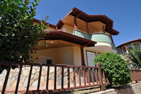 NL, 3B/R Seaview Villa in TEPE - Alanya - Villa
