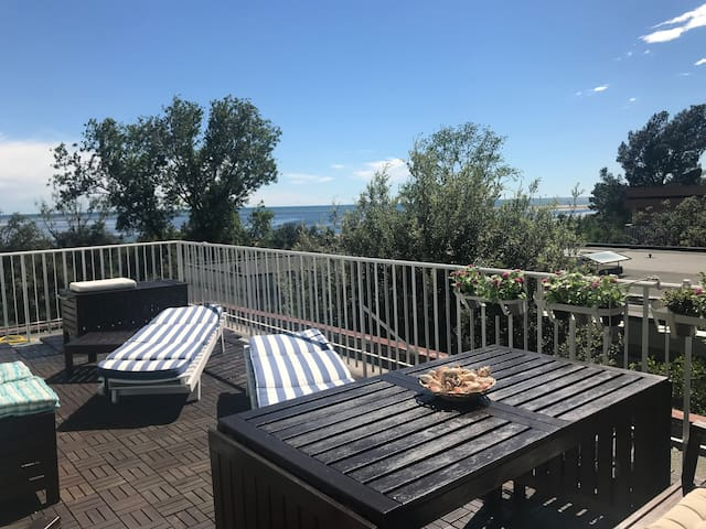 Private Room with Great View in Grado Pineta
