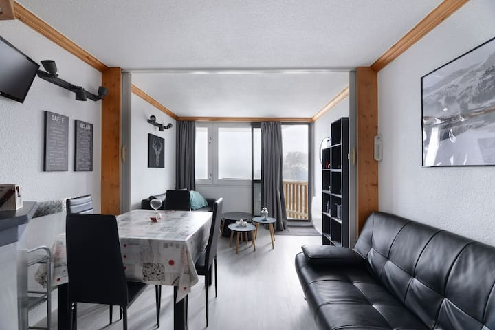 Divisible studio Comfort, 26 sqm, close to the slopes